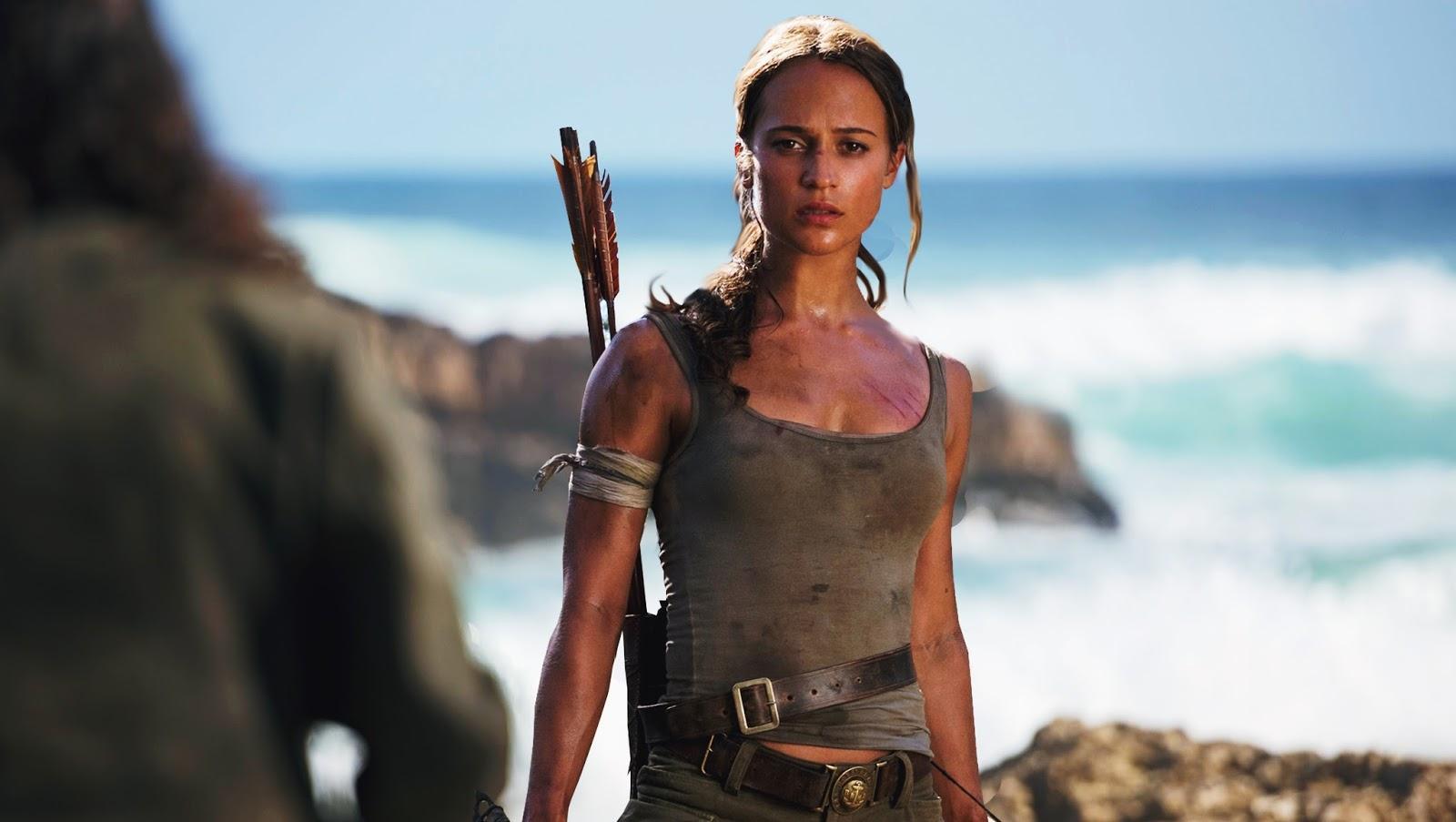Kịch tích và mãn nhãn với trailer mới nhất của Tomb Raider-3