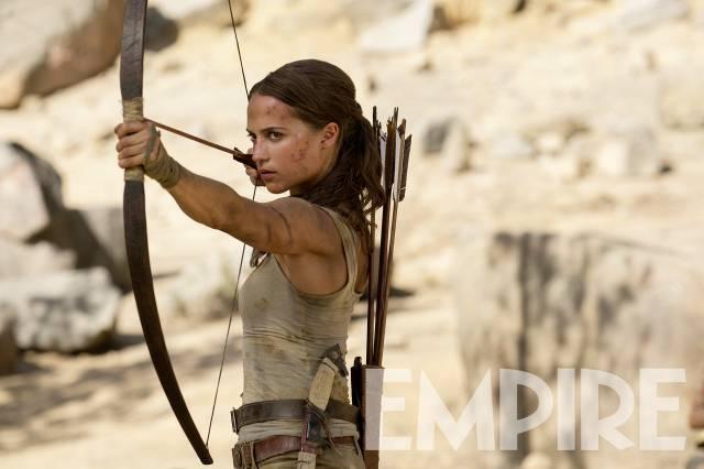 Kịch tích và mãn nhãn với trailer mới nhất của Tomb Raider-4