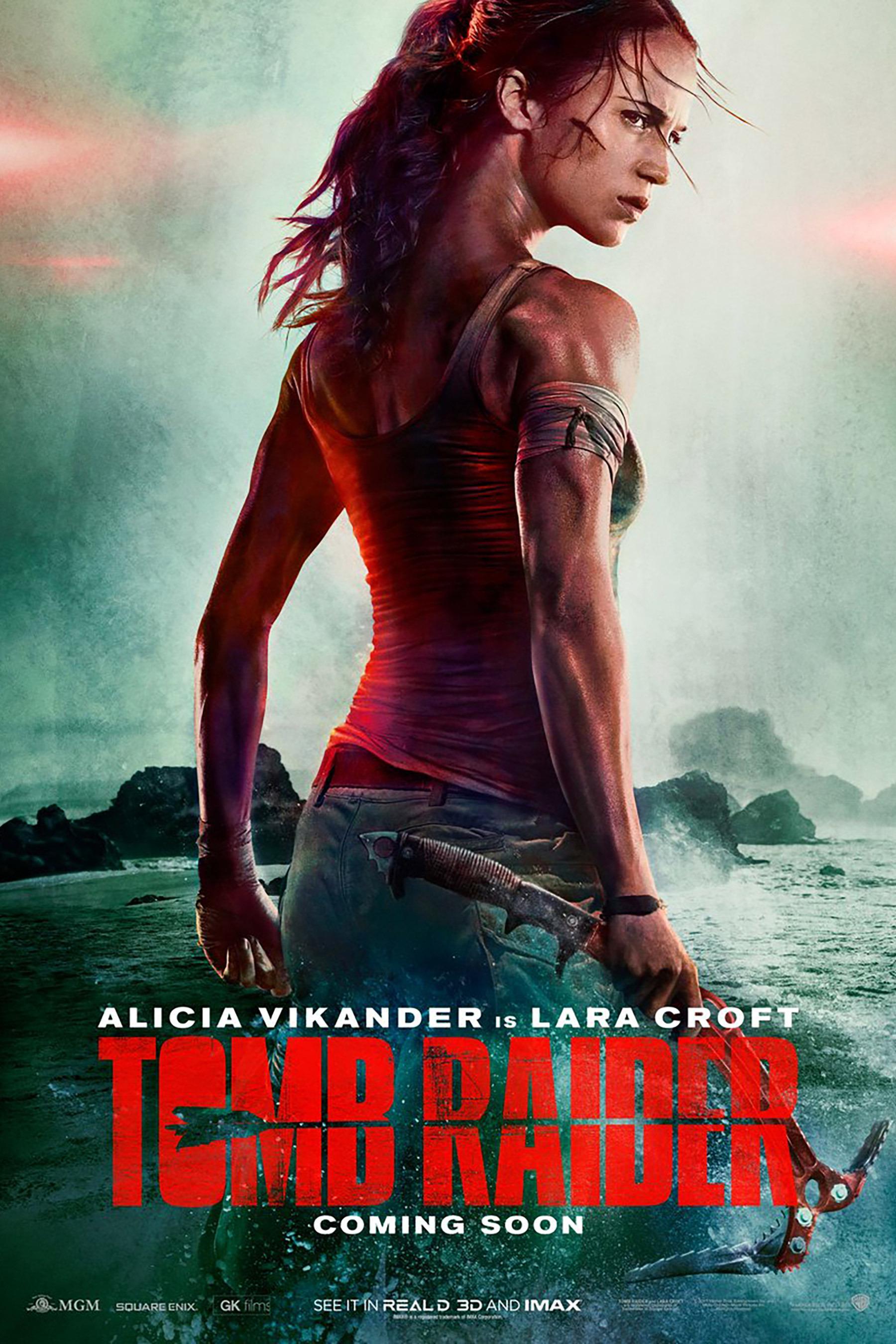 Kịch tích và mãn nhãn với trailer mới nhất của Tomb Raider-1