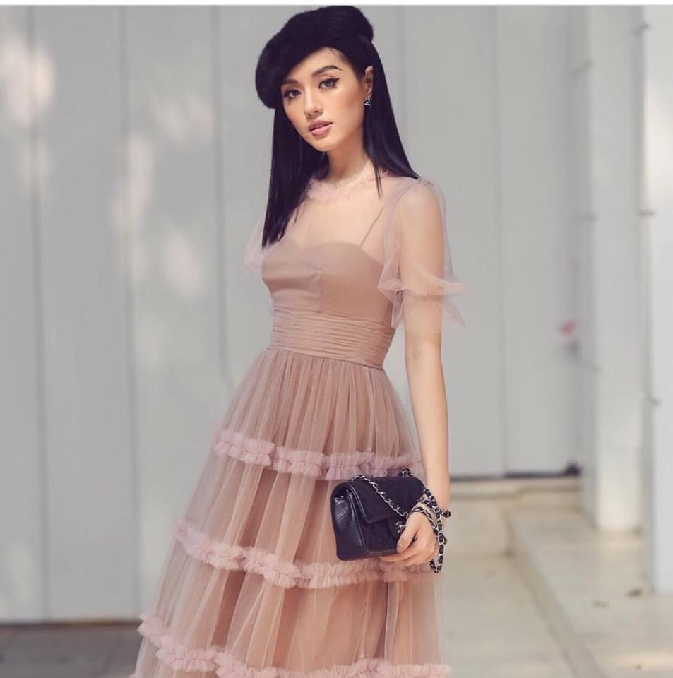 Đồng Ánh Quỳnh - Khánh Linh The Face đứng đầu street style đẹp tuần qua nhờ suit không nội y-4