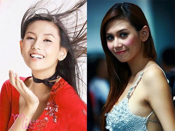 Dàn Á hậu 1 cuộc thi Hoa hậu Hoàn vũ Việt Nam: Người tiến bước lừng lẫy, kẻ bỏ dở cuộc chơi-2