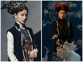 'Ngọc nữ giật chồng' bị ghét nhất xứ Trung đẹp xuất sắc ngày trở lại