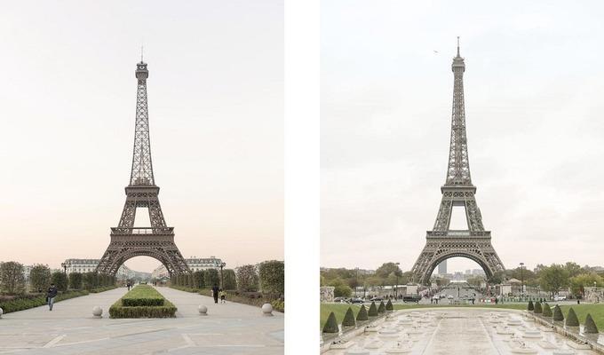Paris nhái ở Trung Quốc ngày càng hút khách-1