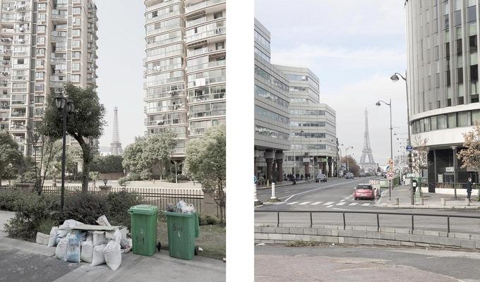 Paris nhái ở Trung Quốc ngày càng hút khách-2