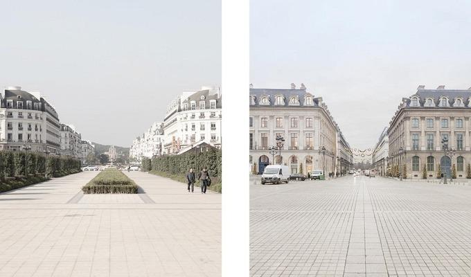 Paris nhái ở Trung Quốc ngày càng hút khách-3