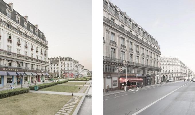 Paris nhái ở Trung Quốc ngày càng hút khách-4
