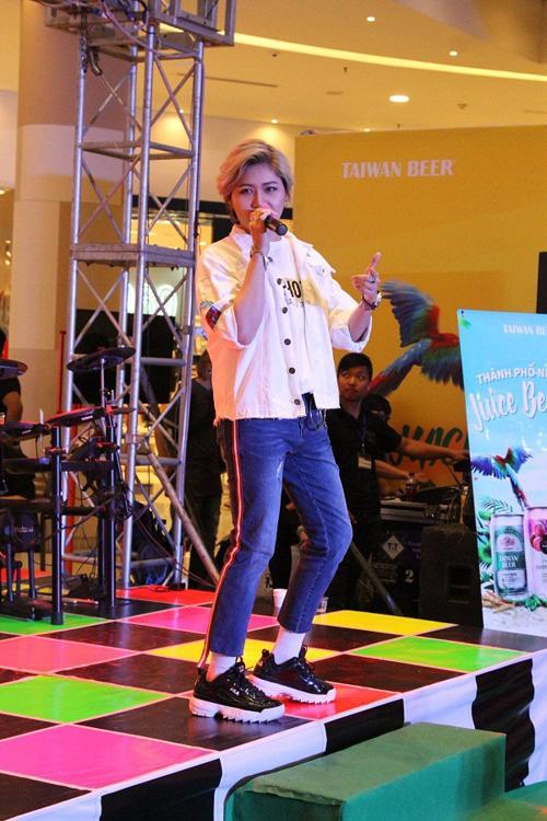Giới trẻ Sài thành náo nức 'quẩy' lễ hội Juice Beer Up-2