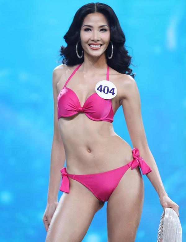 Dàn Á hậu 1 cuộc thi Hoa hậu Hoàn vũ Việt Nam: Người tiến bước lừng lẫy, kẻ bỏ dở cuộc chơi-13