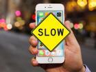 Nhận biết dấu hiệu iPhone của bạn đang bị Apple 'hãm hại'