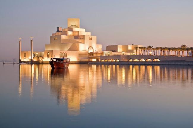 Những địa điểm sống ảo đẹp lung linh ở Qatar - Đối thủ của U23 Việt Nam tại bán kết-1