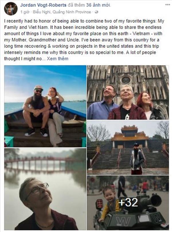 Sau sự cố bị tấn công ở quán bar, đạo diễn phim Kong đưa gia đình về thăm Việt Nam-1