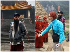 Sau sự cố bị tấn công ở quán bar, đạo diễn phim 'Kong' đưa gia đình về thăm Việt Nam
