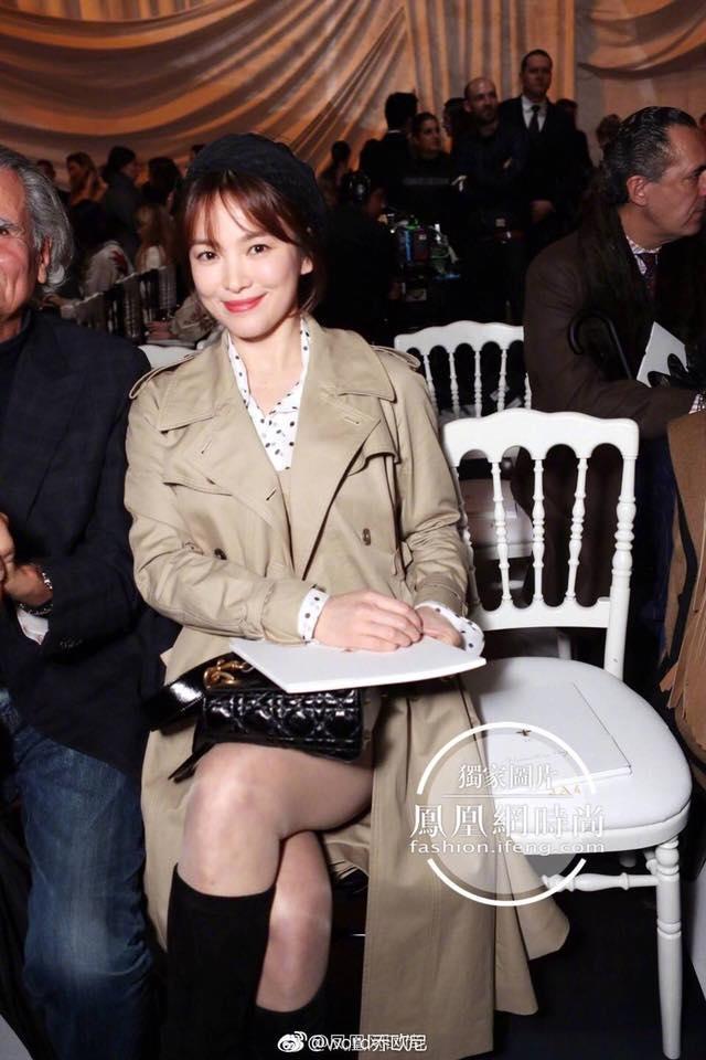 Song Hye Kyo giản dị vẫn đẹp hết nấc tại Paris-10