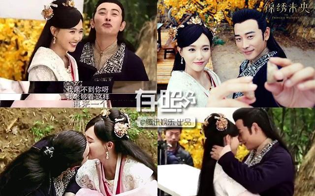 Sự thật không thể tin nổi đằng sau các cảnh hôn đình đám trong phim Hoa ngữ-4