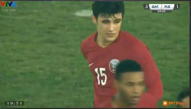 Dân mạng tìm kiếm cầu thủ Qatar đẹp trai trước thềm trận bán kết-1
