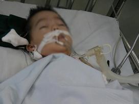 Bé gái 8 tháng tuổi bị nữ điều dưỡng tiêm nhầm kali thay vì đường uống có dấu hiệu chết não