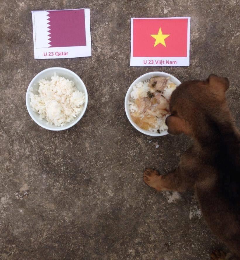 Dân mạng mơ về chiến thắng của U23 Việt Nam trong trận bán kết-6