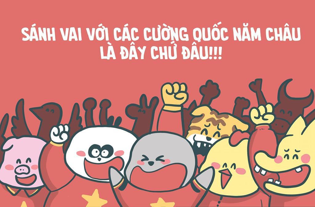 Dân mạng mơ về chiến thắng của U23 Việt Nam trong trận bán kết-3