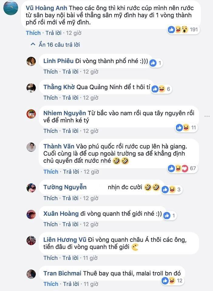 Dân mạng mơ về chiến thắng của U23 Việt Nam trong trận bán kết-7