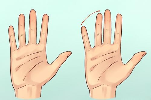 Hình dáng ngón tay biểu hiện rõ mồn một tính cách của một người-4