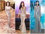 Thanh Mai 'ăn gian' tuổi thành công, lấn lướt Hoàng Thùy khi đụng váy xuyên thấu