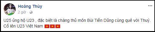 Từ buôn làng Ê Đê, hoa hậu HHen Niê gửi lời chúc chiến thắng tới U23 Việt Nam-3