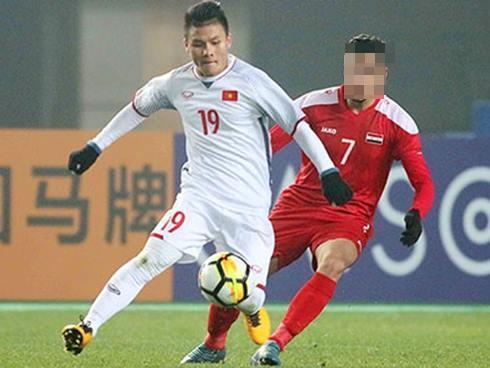 Chân dung Nguyễn Quang Hải - cầu thủ ghi liên tục 2 bàn thắng trong trận gặp Qatar khiến người hâm mộ Việt nức lòng-1