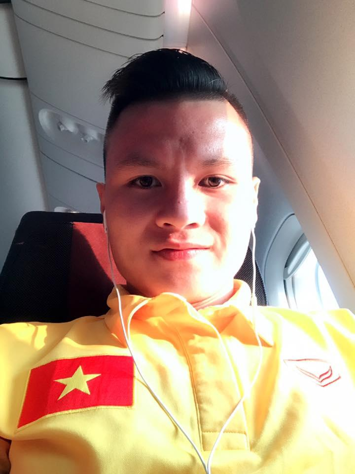 Chân dung Nguyễn Quang Hải - cầu thủ ghi liên tục 2 bàn thắng trong trận gặp Qatar khiến người hâm mộ Việt nức lòng-2