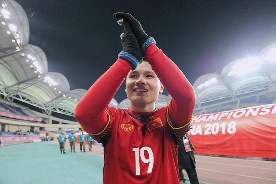Chân dung Nguyễn Quang Hải - cầu thủ ghi liên tục 2 bàn thắng trong trận gặp Qatar khiến người hâm mộ Việt nức lòng-3