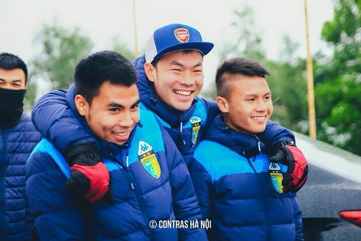 Chân dung Nguyễn Quang Hải - cầu thủ ghi liên tục 2 bàn thắng trong trận gặp Qatar khiến người hâm mộ Việt nức lòng-4