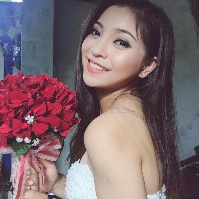 Bạn gái xinh như hot girl của Nguyễn Quang Hải - cầu thủ ghi liên tục 2 bàn thắng trong trận gặp Qatar-5