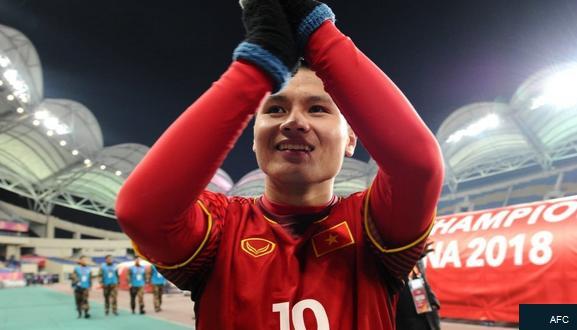 Trước khi ghi liên tiếp 2 bàn thắng vinh danh Việt Nam, rồng ẩn mình Quang Hải đã phát ngôn nức lòng người yêu bóng đá-1