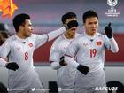 Thầy trò HLV Park Hang-seo hát 'Như có Bác Hồ trong ngày vui đại thắng' ăn mừng kỳ tích U23 Việt Nam