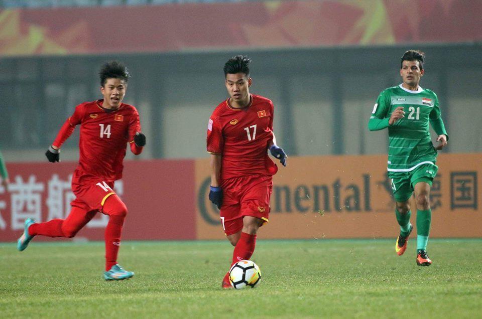 Vũ Văn Thanh - chàng cầu thủ với biểu cảm siêu cool khi sút vào quả penalty cuối đưa U23 vào chung kết!-4