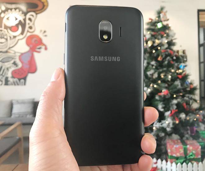 Đánh giá Galaxy J2 Pro 2018: Smartphone giá rẻ, cấu hình khỏe-2