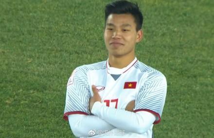 Cư dân mạng Trung Quốc khen nức nở đội tuyển U23 Việt Nam: Kỳ tích, đội tuyển Việt Nam đã tạo kỳ tích rồi-3