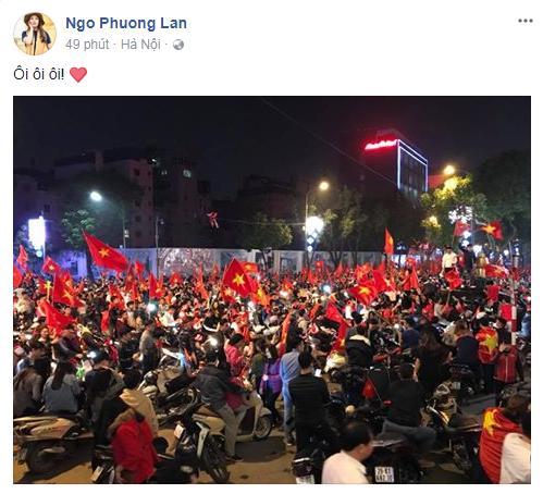 Đàm Vĩnh Hưng mặc quần short, nhảy lên nóc xe ăn mừng chiến thắng của U23 Việt Nam-12