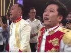 Đang diễn hài mà Trường Giang, Tiến Luật 'khóc tu tu' như đứa trẻ khi chứng kiến U23 Việt Nam chiến thắng