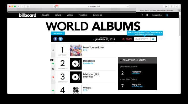Chấn động: Album Tâm 9 của Mỹ Tâm bất ngờ lọt top 10 bảng xếp hạng Billboard-1