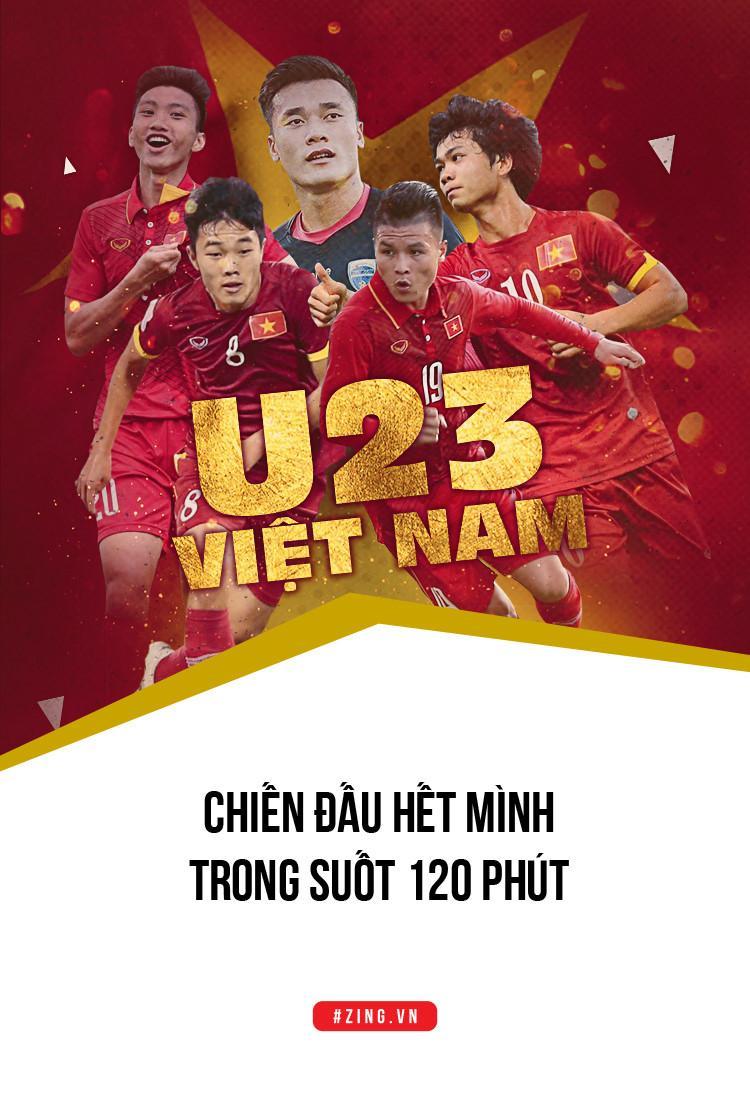 7 lý do khiến U23 đã là nhà vô địch trong tim người hâm mộ-1