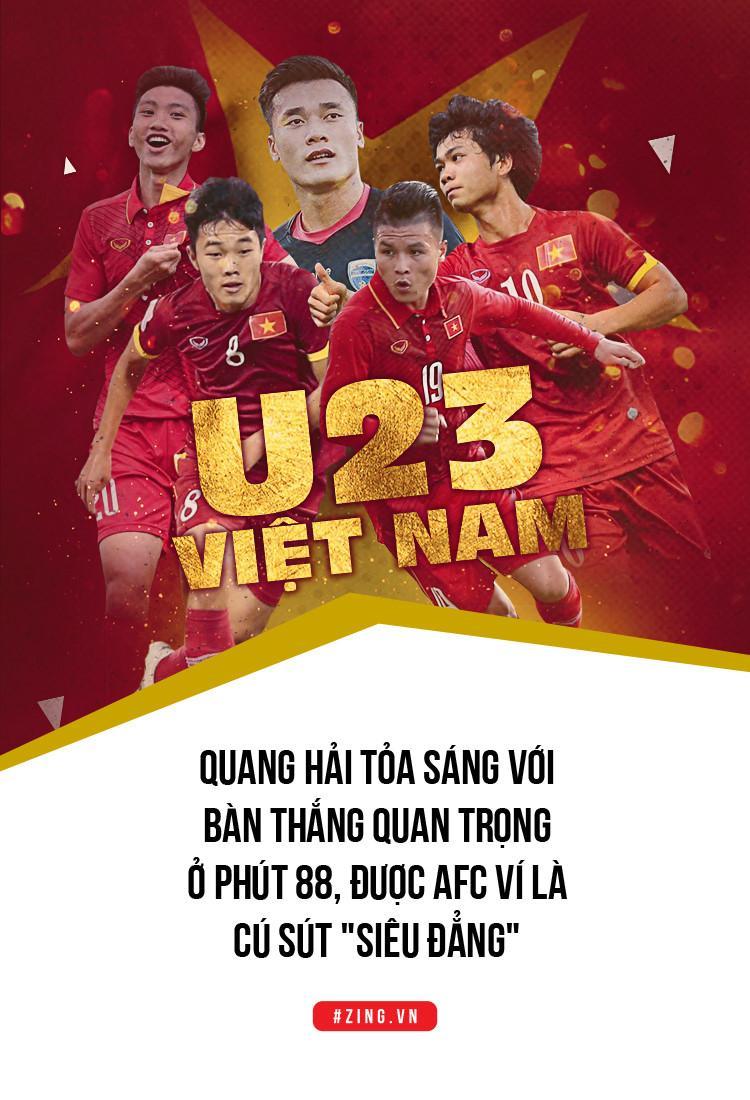 7 lý do khiến U23 đã là nhà vô địch trong tim người hâm mộ-2