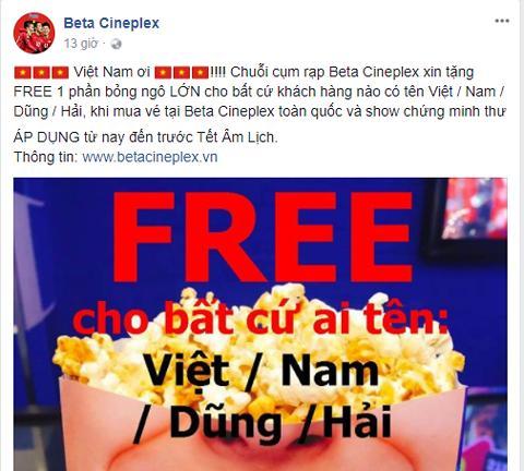 Bão sale mừng chiến thắng U23 Việt Nam: Giảm giá kịch sàn cho tất cả những người tên Dũng, tên Hải-1