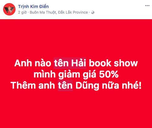 Bão sale mừng chiến thắng U23 Việt Nam: Giảm giá kịch sàn cho tất cả những người tên Dũng, tên Hải-4