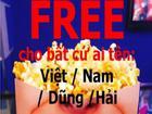 'Bão' sale mừng chiến thắng U23 Việt Nam: Giảm giá kịch sàn cho tất cả những người tên Dũng, tên Hải