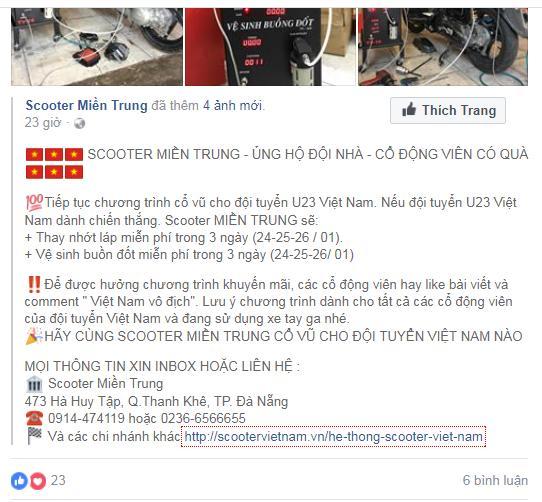 Bão sale mừng chiến thắng U23 Việt Nam: Giảm giá kịch sàn cho tất cả những người tên Dũng, tên Hải-6