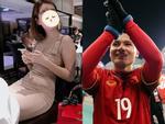 Ngọc Trinh gửi 'những nụ hôn rực rỡ' tới đội tuyển U23 Việt Nam