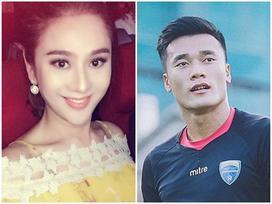 Lâm Khánh Chi thưởng nóng cho thủ môn Bùi Tiến Dũng món quà trị giá 4.000 USD