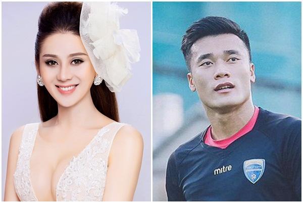 Lâm Khánh Chi thưởng nóng cho thủ môn Bùi Tiến Dũng món quà trị giá 4.000 USD-3