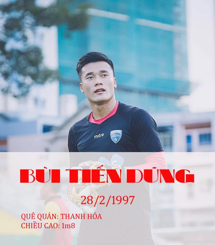 Khám phá nhân tướng xuất sắc của thủ môn Bùi Tiến Dũng, người hùng U23 Việt Nam khiến vạn chị em mê-1