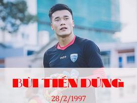 Khám phá nhân tướng xuất sắc của thủ môn Bùi Tiến Dũng, người hùng U23 Việt Nam khiến 'vạn chị em mê'